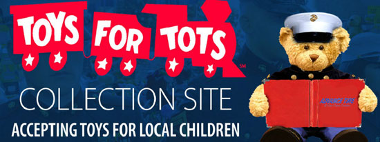 Toys for Tots Collection Site